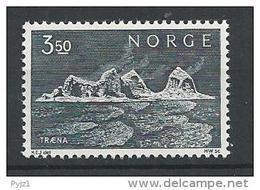 1969 MNH Norwegen, Traena,  Postfris - Norvegia
