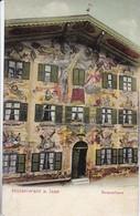 AK Mittenwald A. Isar - Neunerhaus (39782) - Mittenwald