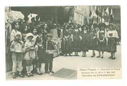 54 -- PAVILLON DE STRASBOURG --  Université - Kermesse 1925 - Pavillon De Strasbourg En 1925 - Nancy