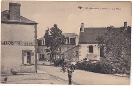 CROZANT La Place - Crozant