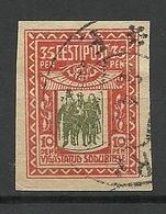 FAUX Estland Estonia Michel 21 Fälschung Forgery FAKE From 1920ies O - Estonie