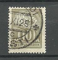 Estland Estonia 1923 Michel 39 A O Color? - Estonie
