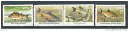 Irlande 2001 N°1377/1380 Neufs **  Poissons - Neufs