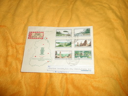 ENVELOPPE UNIQUEMENT DE 1966.../ R GORGAST KR SEELOW N°0810..ALLEMAGNE DDR ...TIMBRE NATURE PAYSAGE - Briefe U. Dokumente
