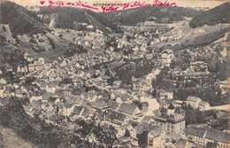 SCHRAMBERG. GERMANY~ 1912 AERIAL VIEW C FAIST PHOTO POSTCARD  39315 - Schramberg