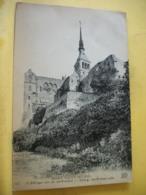 L12 8446 - CPA - 50 MONT SAINT MICHEL. L'ABBAYE VUE DU NORD OUEST. ABBEY. NORTH WEST SIDE - Le Mont Saint Michel