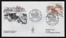 "2007 ITALIA ""DOLMEN LA CHIANCA"" FDC VENETIA - 6. 1946-.. República"