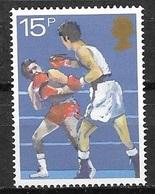 1980 15p Boxing, Mint Never Hinged - 1952-.... (Elizabeth II)