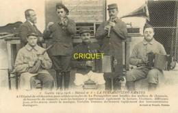 Nantes, Guerre 14-18, La Persagotière, Hopital Pour Soldats Aveugles, Orchestre De Poilus, Violon, Accordéon... - Nantes