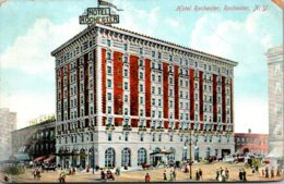 New York Rochester Hotel Rochester 1909 - Rochester