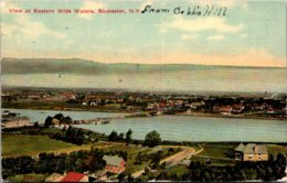 New York Rochester View Of Eatsern Wide Waters 1912 - Rochester