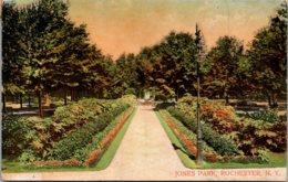New York Rochester View In Jones Park 1909 - Rochester