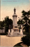 New York Rochester Soldiers Monument 1907 - Rochester