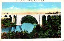 New York Rochester Veteran's Memorial Bridge - Rochester