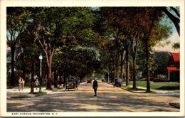 New York Rochester East Avenue 1919 - Rochester