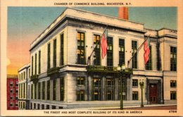 New York Rochester Chamber Of Commerce Building - Rochester