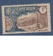 CAMEROUN           N°  YVERT  :  126    NEUF AVEC  CHARNIERES      ( Ch 1/24  ) - Unused Stamps