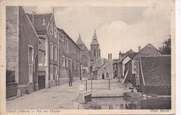 58 VARZY - Vue Sur L'Église - Other Municipalities