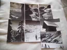 LOT DE 7 CPSM GF ..SAVOIE ...ARVES.....MAURIENNE - 5 - 99 Postales