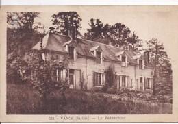 72 VANCÉ - Le Presbytère - Autres Communes