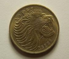 Ethiopia 5 Cents 1977 - Ethiopia