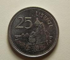 Lesotho 25 Lisente 1985 - Lesotho
