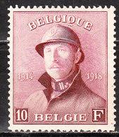 178**  Roi Albert Casqué - Bonne Valeur - MNH** - COB 630 - LOOK!!!! - 1919-1920 Roi Casqué