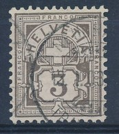 HELVETIA - Mi Nr 83 - Gest./obl. - Cote 100,00 € - (ref. 915) - Gebraucht