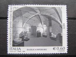 *ITALIA* USATI 2009 - SANTA MARIA MADRE DI DIO RIETI - SASSONE 3092 - LUSSO/FIOR DI STAMPA - 6. 1946-.. Repubblica