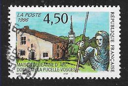 FRANCE 3002 Maison De Jeanne D'Arc à Domrémy-la-Pucelle Vosges . - Used Stamps