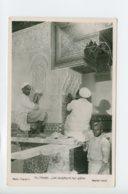 Piece D Antan - Maroc - Les Sculpteurs Sur Platre - Maroc
