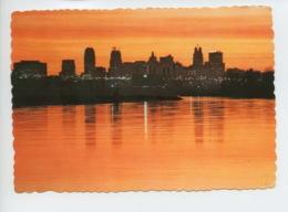 Piece D Antan - Amerique - Etats Unis - Skyline At Sunset - Kansas City - Missouri - Kansas City – Missouri