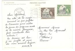 14464 - BASUTOLAND Pub AMORA - Lesotho (1966-...)