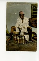 Piece D Antan - Etats Unis - Jamaique - N 22 - Native Washerwoman - Jamaica - B.W.I. - Jamaïque