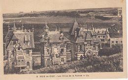 Cp , 80 , BOIS-de-CISE , Les Villas De La Falaise - Bois-de-Cise
