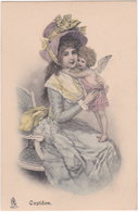 Raphael Tuck Et Fils. Série 334. Cupidon - Illustratoren & Fotografen
