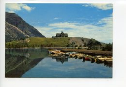 Piece D Antan - Canada - Waterton Lakes - Alberta - Ecrite - Alberta
