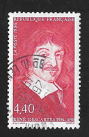 FRANCE 2995 René Descartes. - Oblitérés