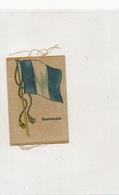 Silk Flag Size 5 By 7 Cms . Advert For Siboney Cigars Cuba . Circa 1910 - Guatemala