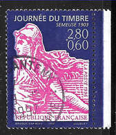 FRANCE 2990a Journée Du Timbre Semeuse 1903. - France