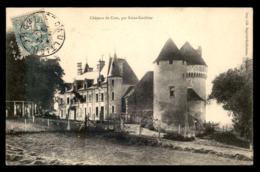 36 - ST-GAULTIER - CHATEAU DE CORS - France