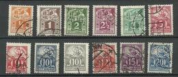 Estland Estonia 1922/1928 Michel 32 - 39 A & 73 O - Estonia