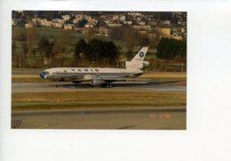 Piece D Antan - Aviation - Photographie Originale - Varig - Personnes Anonymes
