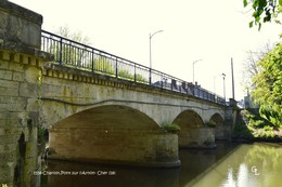 Charost (18)- Pont Sur L'Arnon (Edition à Tirage Limité) - France
