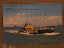SINGAPORE AYER MELATI - Tankers