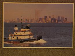 NEW YORK EXXON DELAWARE VALLEY TUG - Tugboats