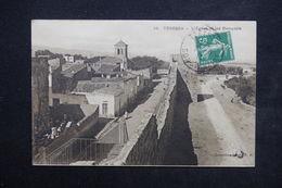 ALGÉRIE - Carte Postale - Tébessa - L 'église Et Les Remparts - L 23761 - Tebessa