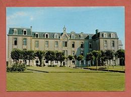"""CPM..dépt 50..GRANVILLE :  Petites Soeurs Des Pauvres """" Ma Maison """" Rue Jeanne Jugan : Voir Les 2 Scans - Granville"""
