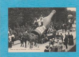 Fêtes De L'Aube En Champagne. - Le Char Des Riceys ( Aube ). - Les Riceys