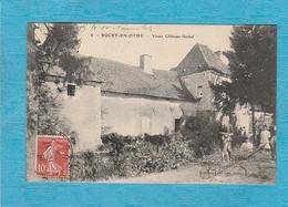 Bucey-en-Othe. - Vieux Château Féodal. - Francia